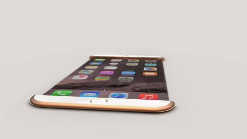 iPhone futuristic concept 2