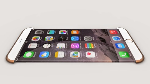 iPhone futuristic concept 5