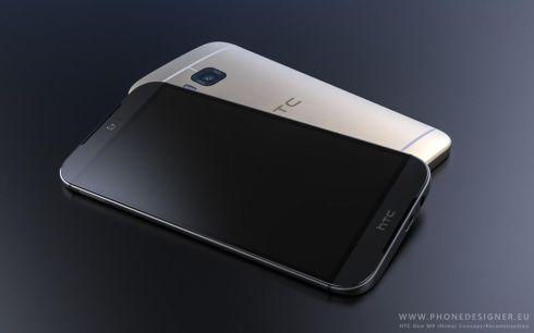 HTC Hima render phone designer 4