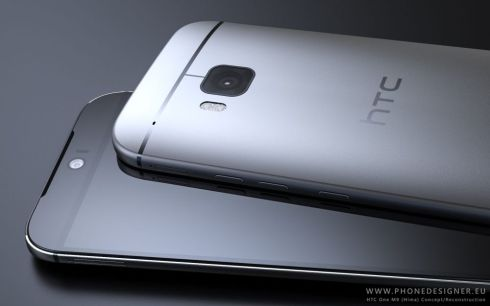 HTC Hima render phone designer 5