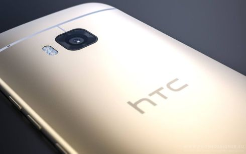 HTC Hima render phone designer 7