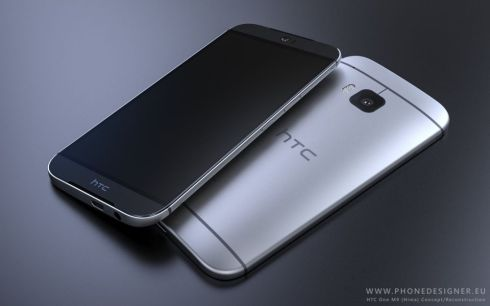 HTC Hima render phone designer 8