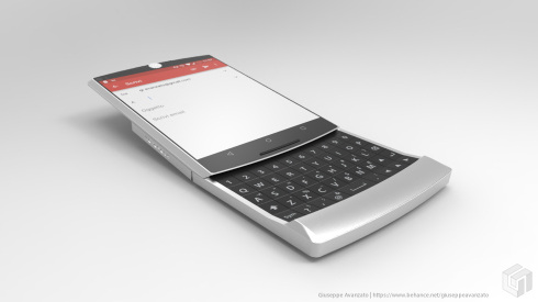 Motorola MOTORIZR Z1 concept 1