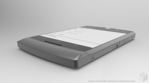 Motorola MOTORIZR Z1 concept 8