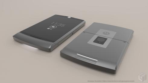 Motorola MOTORIZR Z1 concept 9