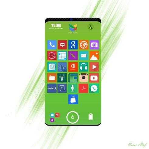Next gen bendable smartphone 1