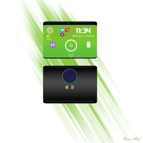 Next gen bendable smartphone 3