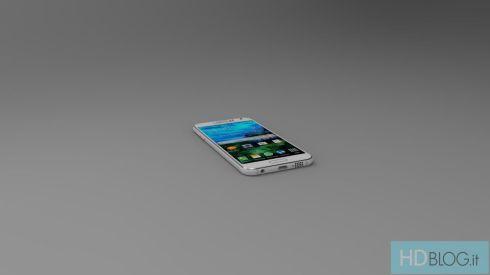 Samsung Galaxy S6 Render Italy 2