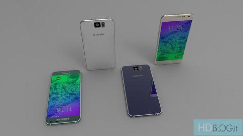 Samsung Galaxy S6 Render Italy 4