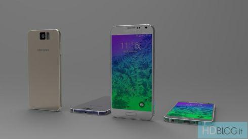 Samsung Galaxy S6 Render Italy 7