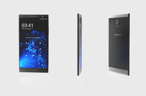 Samsung Galaxy S6 concept design 2