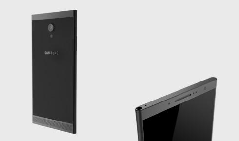 Samsung Galaxy S6 concept design 8