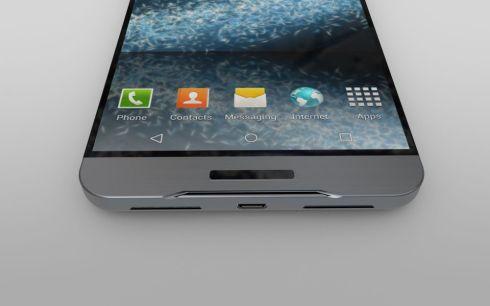 Samsung Galaxy S6 design hasan kaymak 1