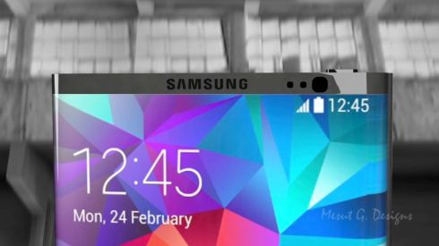 Samsung Galaxy S7 Edge concept 1