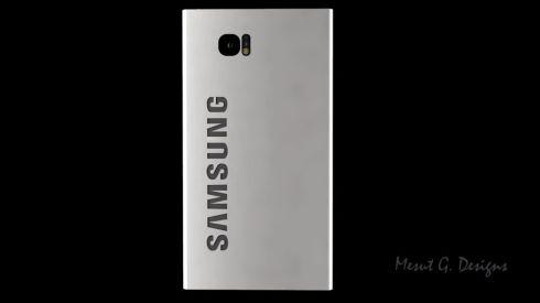 Samsung Galaxy S7 Edge concept 2