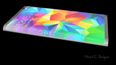 Samsung Galaxy S7 Edge concept 3