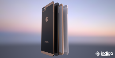 iPhone 7 concept iOS 9 5