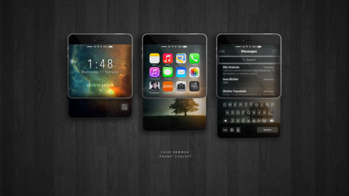 iphone square concept 1