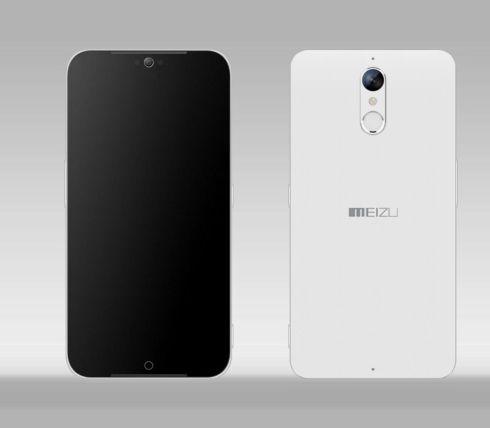 meizu MX5 concept