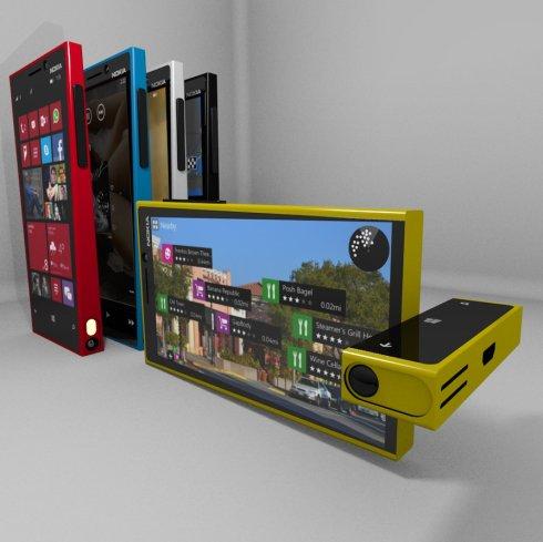 nokia lumia 1 concept