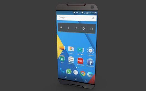 HTC Nexus One M9 Nexus 1