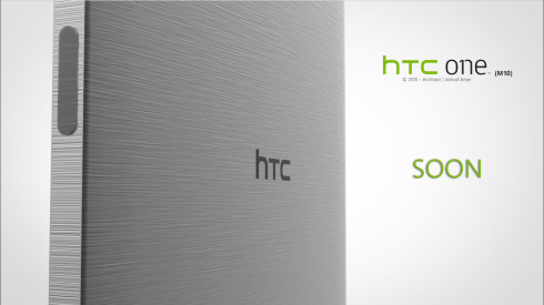 HTC One M10 concept teaser