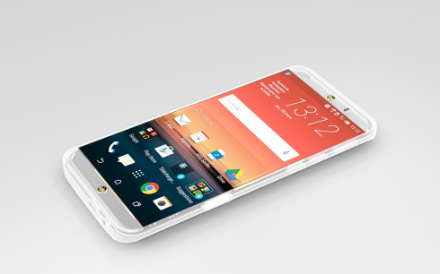 HTC One M9 Plus concept 2