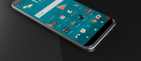 HTC One M9 Plus concept 5