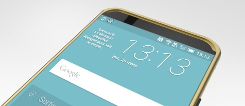 HTC One M9 Plus concept 6