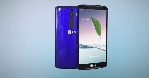 LG G4 Jermaine Smit concept 4