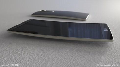 LG G4 concept Ivo Maric 1