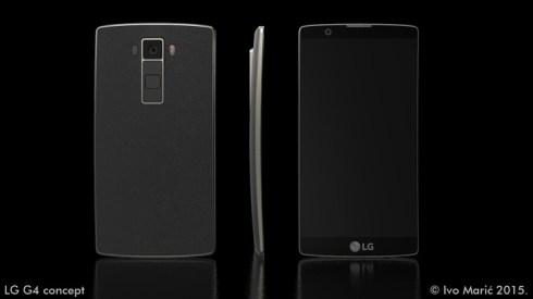 LG G4 concept Ivo Maric 4