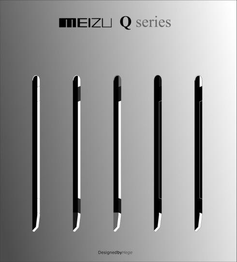 Meizu Hydra concept phone 5