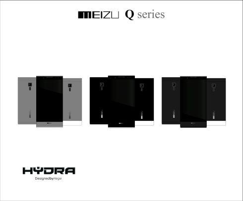 Meizu Hydra concept phone 6