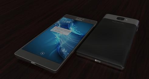 Nokia 1100 concept jermaine smit 1