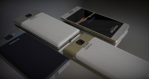 Nokia 1100 concept jermaine smit 9