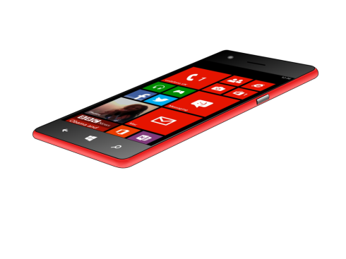 Nokia Lumia Mini concept