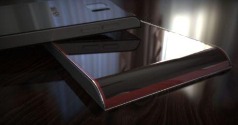 Samsung Galaxy Round 2 concept 4