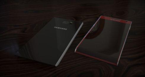 Samsung Galaxy Round 2 concept 5