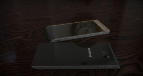 Samsung Galaxy Round 2 concept 6