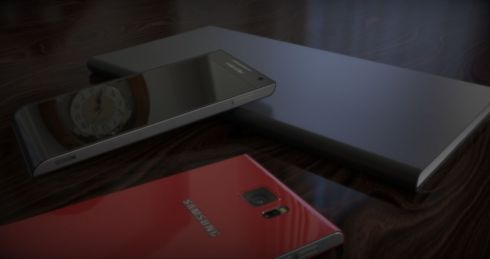 Samsung Galaxy Round 2 concept 8