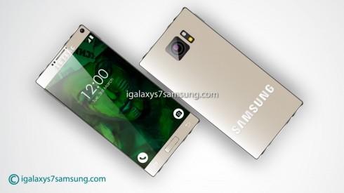 Samsung Galaxy S7 concept 2