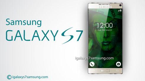Samsung Galaxy S7 concept 3