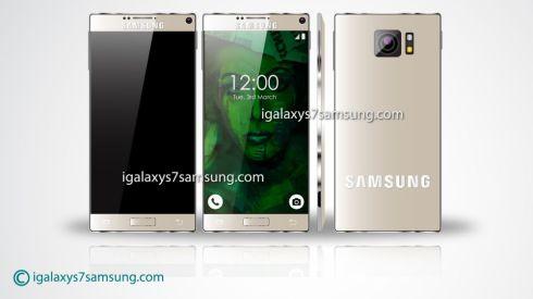 Samsung Galaxy S7 concept 4