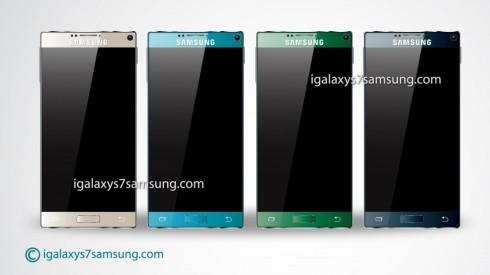 Samsung Galaxy S7 concept 5