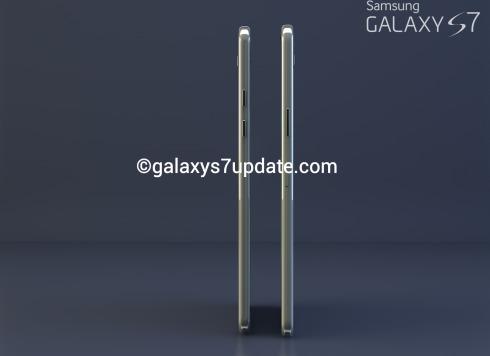 Samsung Galaxy S7 concept Rishi Ramesh 2