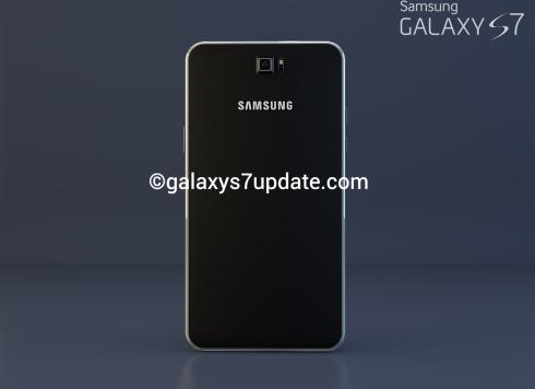 Samsung Galaxy S7 concept Rishi Ramesh 3