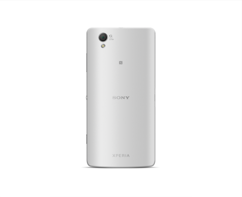 Sony Xperia ZX concept 2