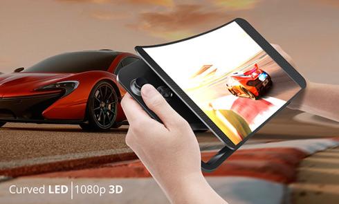 Xgamer tablet concept 1