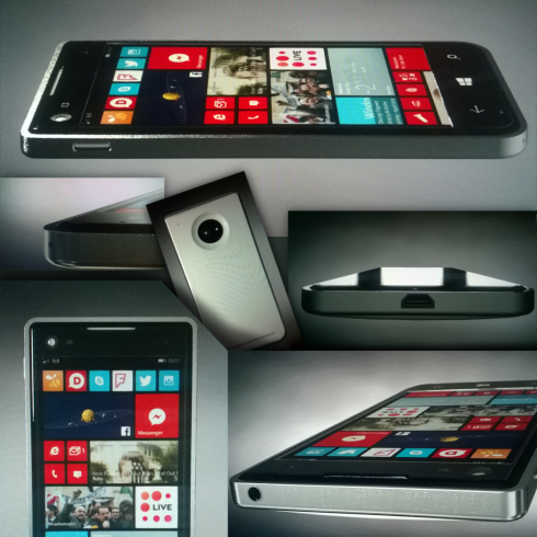lumia windows phone concept